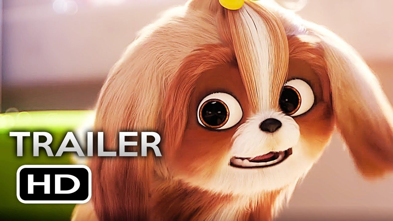 The Secret Life Of Pets 2 Official Teaser Trailer 4 2019 Animated Movi Secret Life Of Pets Chill Out Music Pets