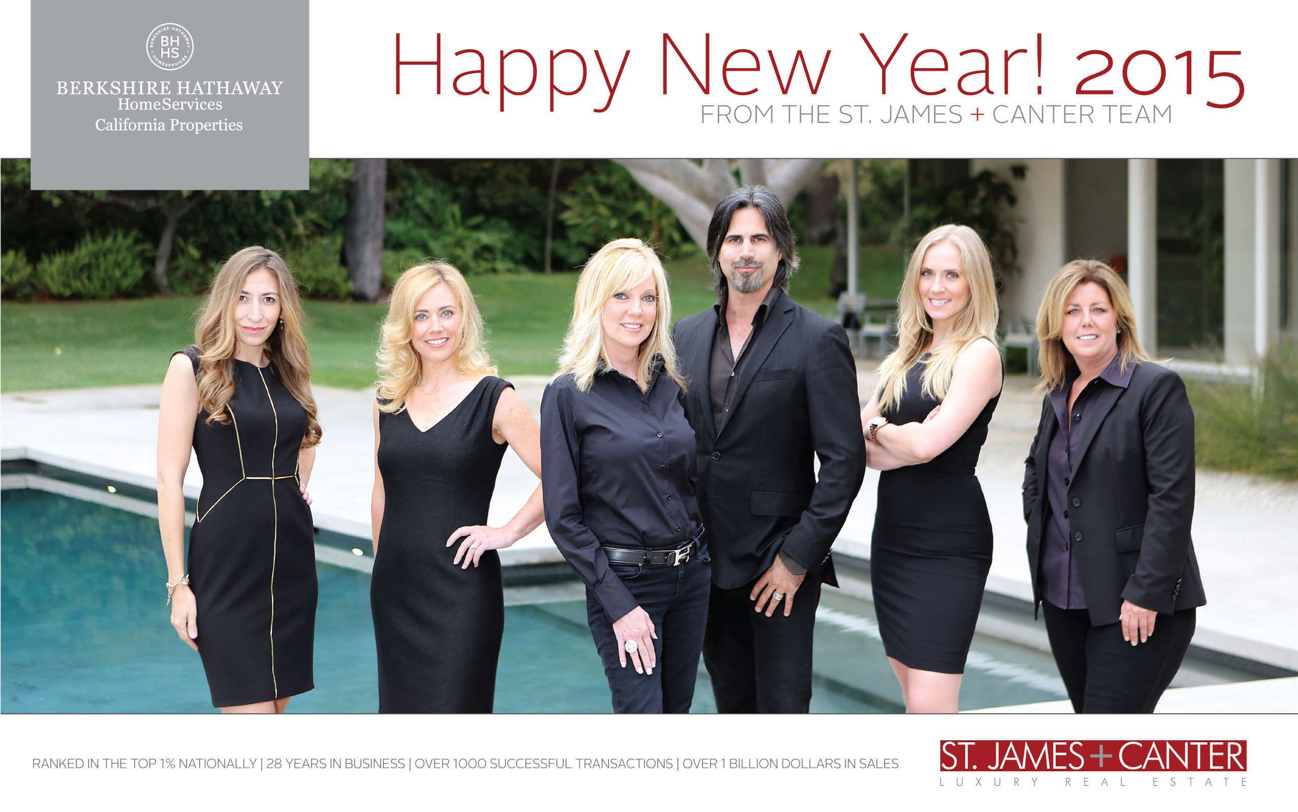 Happy holidays from the st james canter luxury real estate team james canter luxury real estate team magicingreecefo Gallery