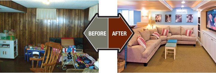 basement remodels before and after. Beautiful And Historic Basement Renovation To Remodels Before And After T