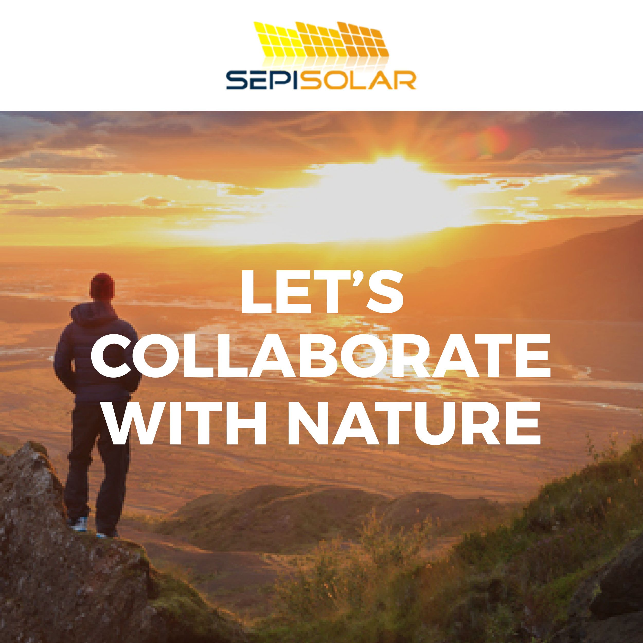 Let s collaborate with nature
