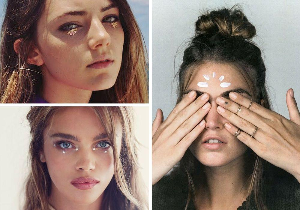 Découvrez nos idées de maquillage pour festival en image dans nos  moodboards !