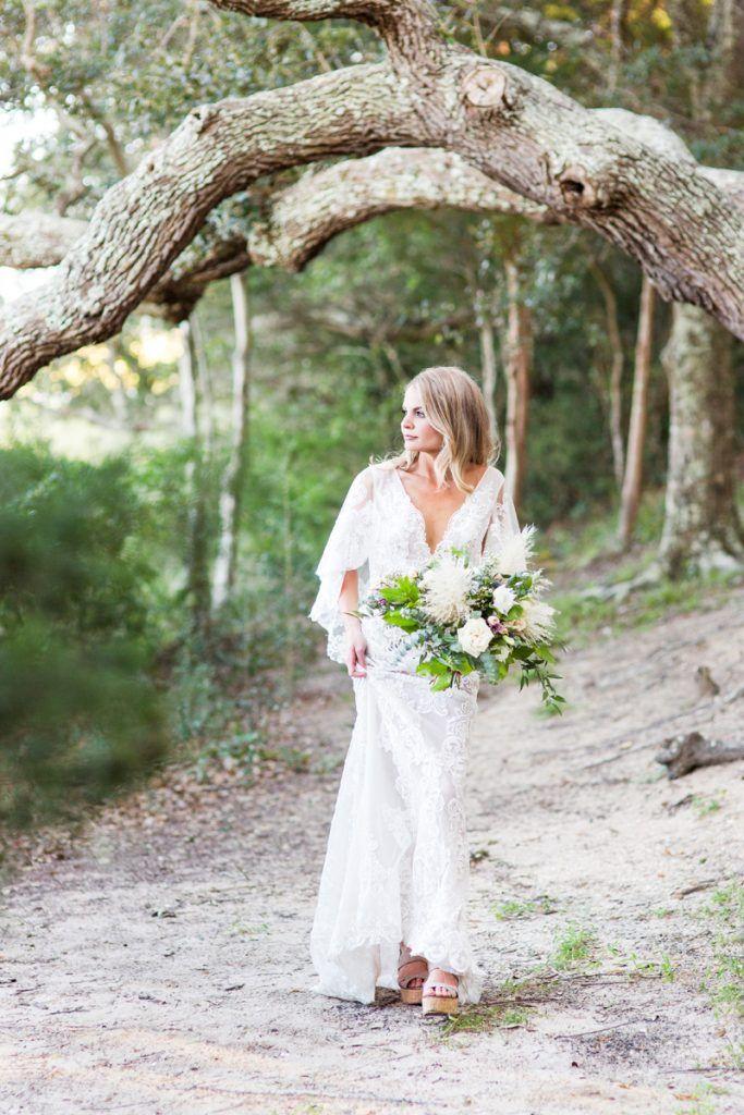 South Carolina Wedding Hair and Makeup. Soft glam bridal