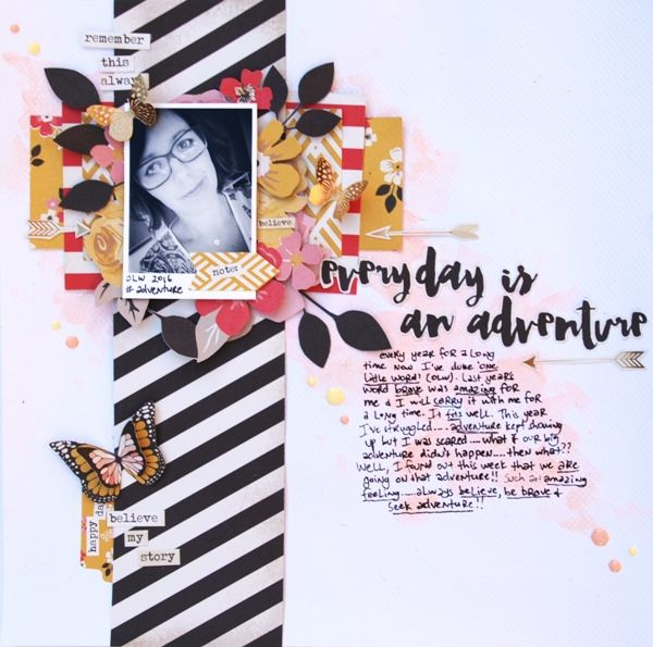 All About Scrapbooks Mme My Story By Tammy Klingner Sb 1 Pg