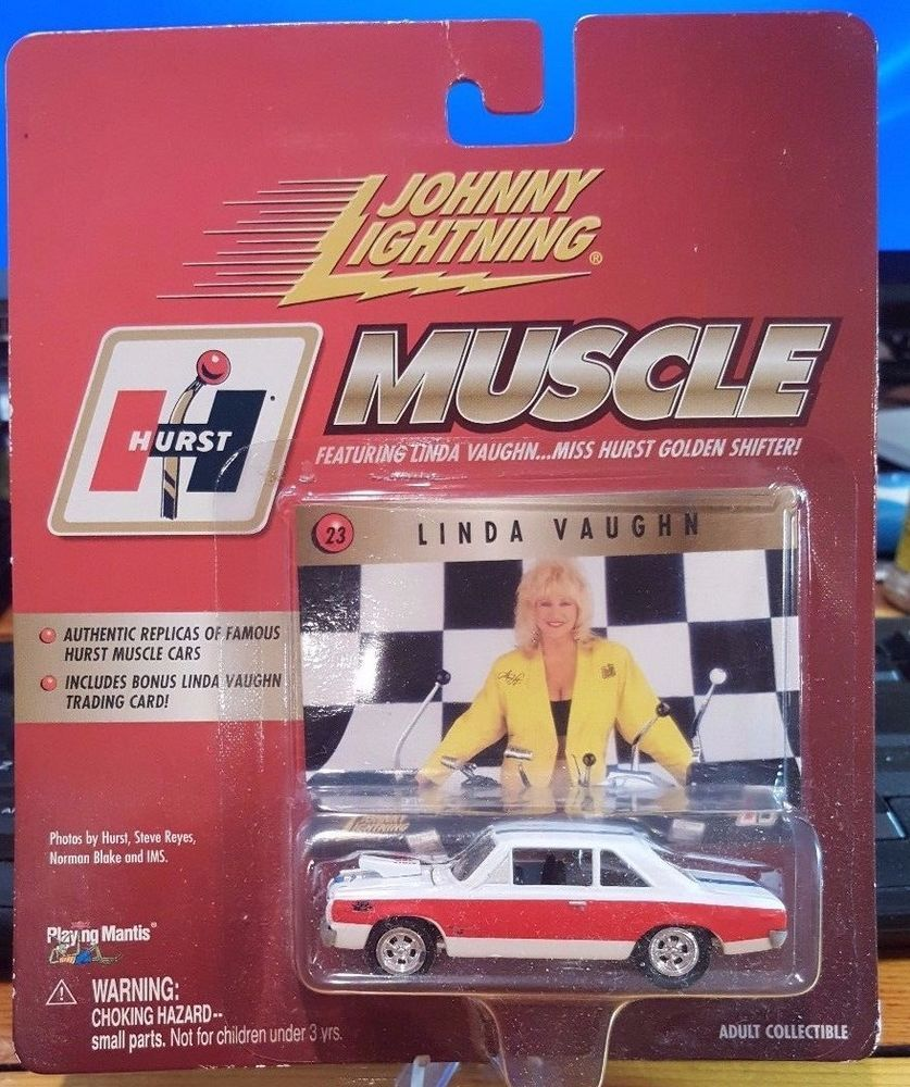 Cars 3 toys racers  Johnny Lightning  Hurst Muscle  u AMC Hurst SCRambler  Muscles
