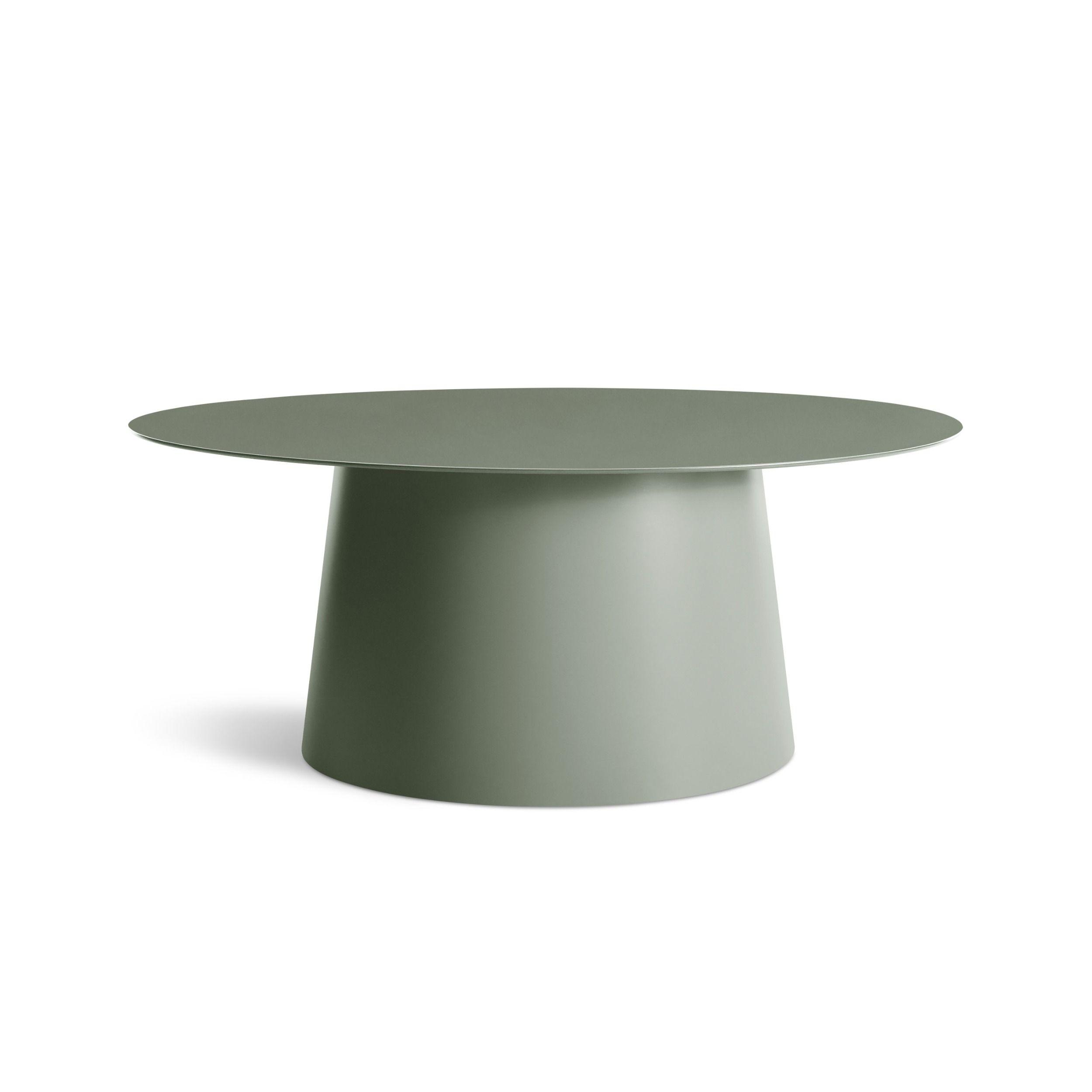 Circula Small Coffee Table In 2021 Pedestal Coffee Table Outdoor Coffee Tables Round Metal Coffee Table