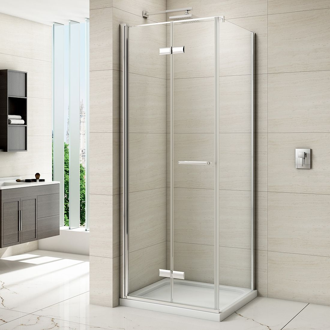 Frameless Folding Glass Shower Doors Httpsourceabl