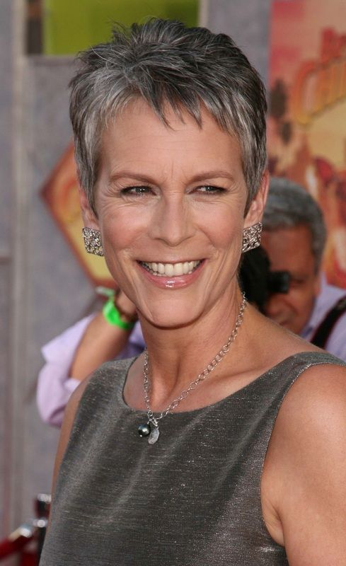 Jamie Lee Curtis Haircut For Ladies Picture Celeb Short