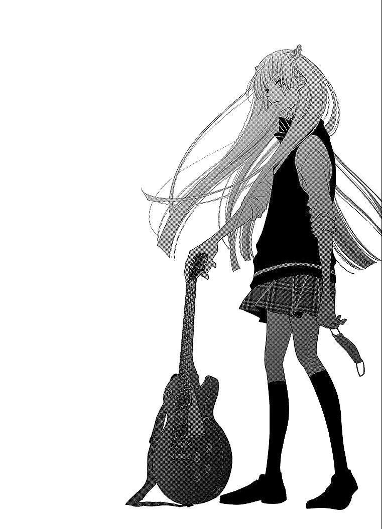 Nino So Cool アニメイラスト イラスト 覆面系ノイズ