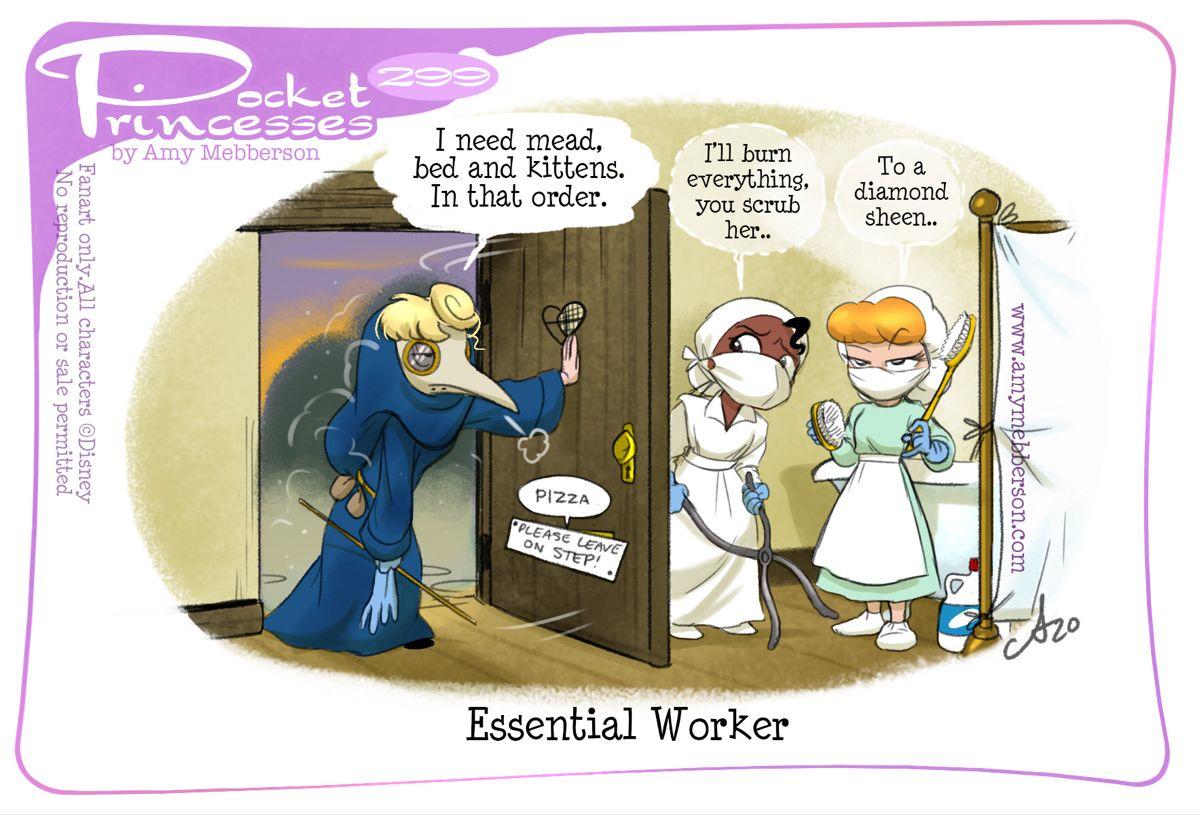 Pin on Pocket Princesses