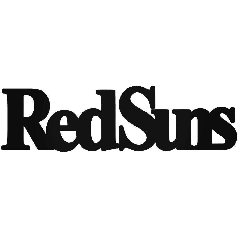 Initial d red suns vinyl decal sticker ballzbeatz com