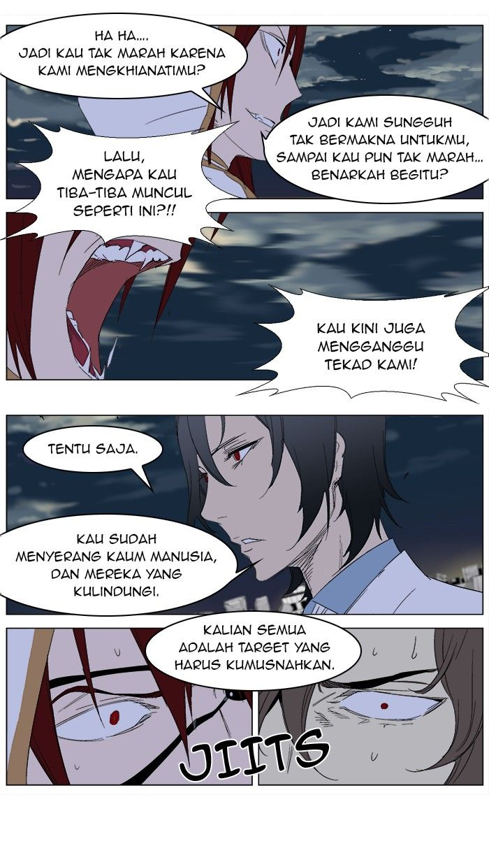 Noblesse Chapter 278 You didn't mean anything for Him