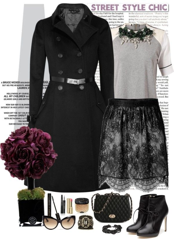 """""""Street Style Chic"""" by dreamfashionjewelry on Polyvore"""