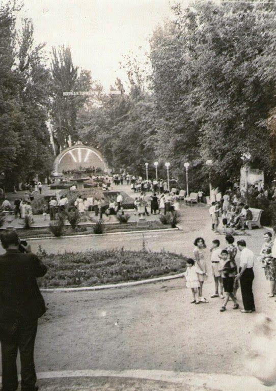 Старые фото Ташкента СССР (89 фото)   Письма о Ташкенте (с ...