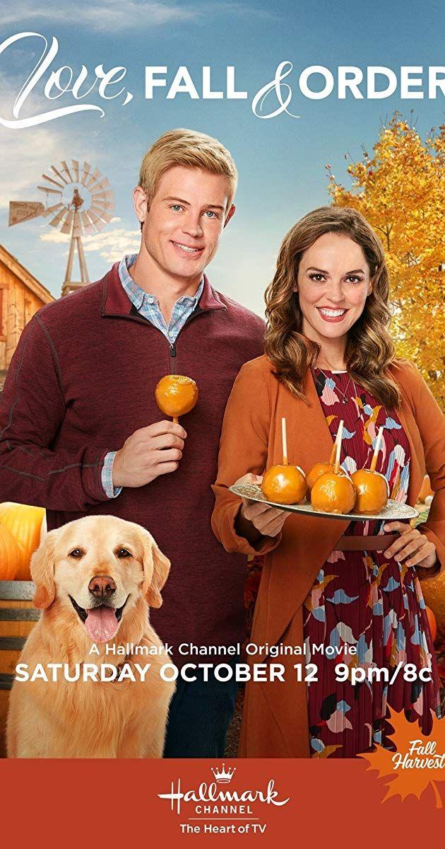 Love, Fall & Order (TV Movie 2019) IMDb Christmas