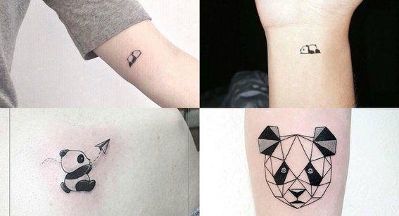tatuajes de oso panda 1 | VIAJES !!! | Pinterest | Tatuajes de osos ...