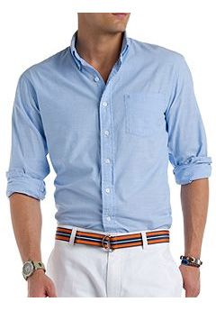 The Essential OCBD: Oxford Cloth Button Down (With 10 Picks to ...
