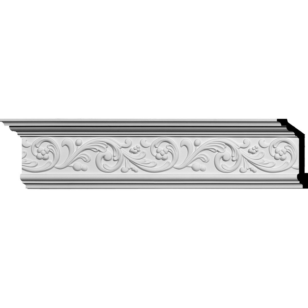 5 7 8 Inch H X 2 1 2 Inch P X 6 3 8 Inch F X 94 1 2 Inch L Kent Crown Moulding With Images Crown Molding Ekena Millwork Millwork
