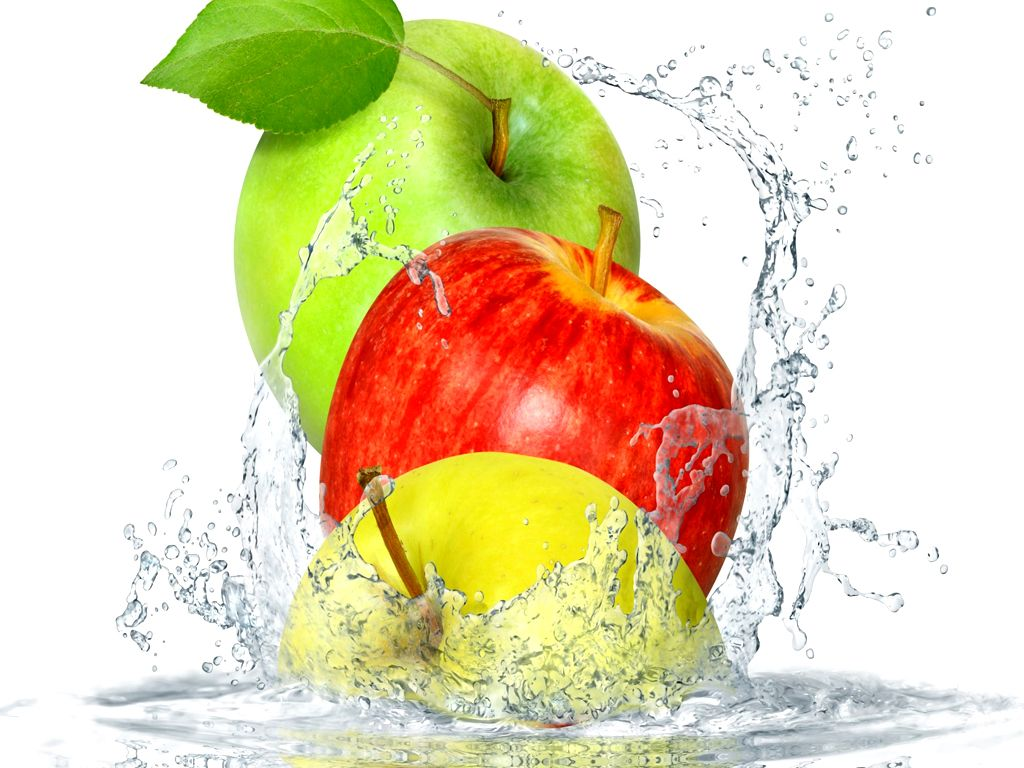 amazing food fruits 3d - photo #18