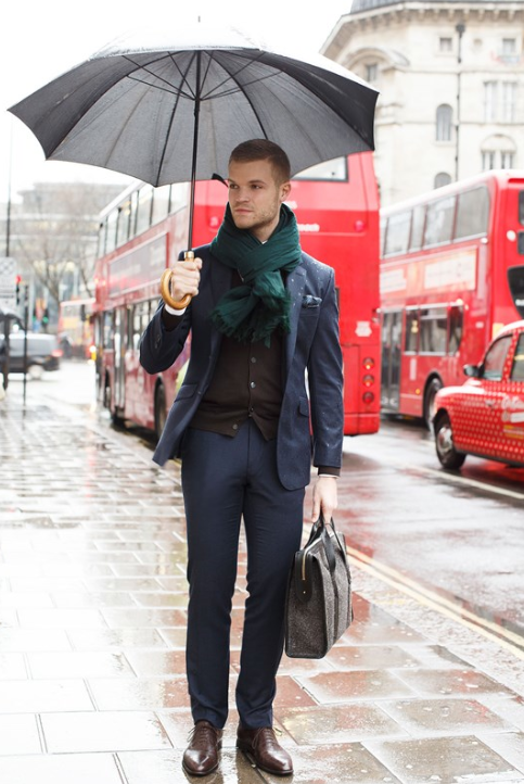 Rainy day. | The Good Stuff | Pinterest | Menu0026#39;s fashion Street and Fashion