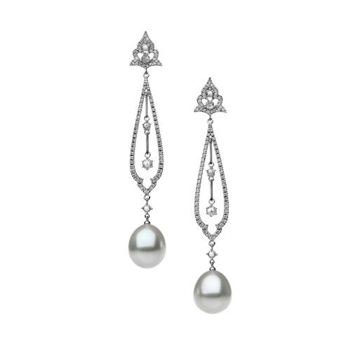 Couture Collection Autore Pearls These Were On When I Went To The
