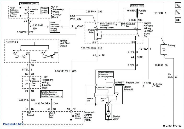 Starter Wiring Diagram Chevy