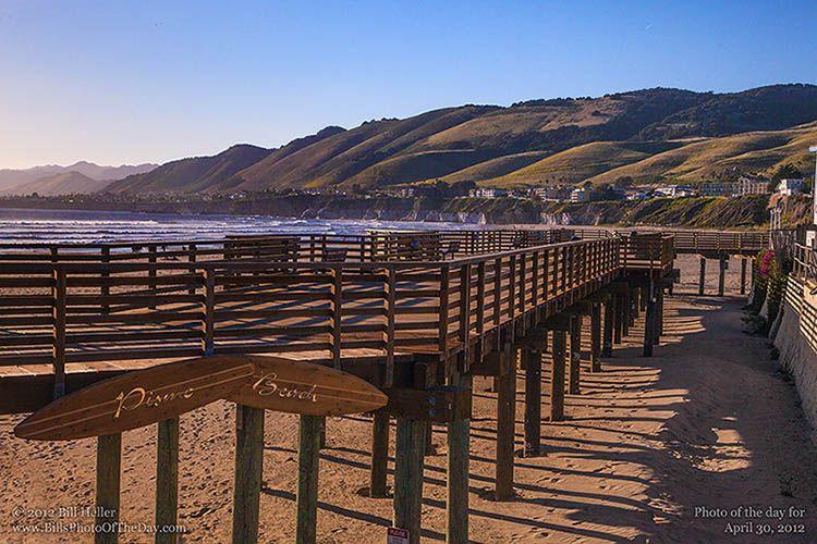 Pismo Beach Boardwalk