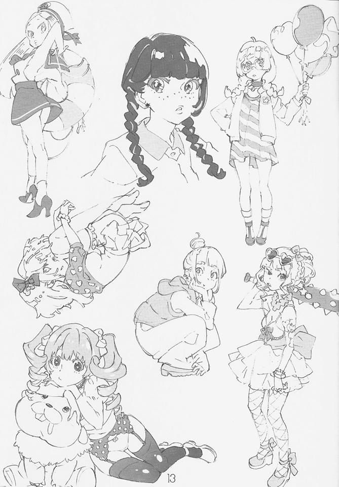 Cute Pose Anime Art Reference Pose Sketchbook Sketch Art Art Reference Poses Art Reference Sketch Book
