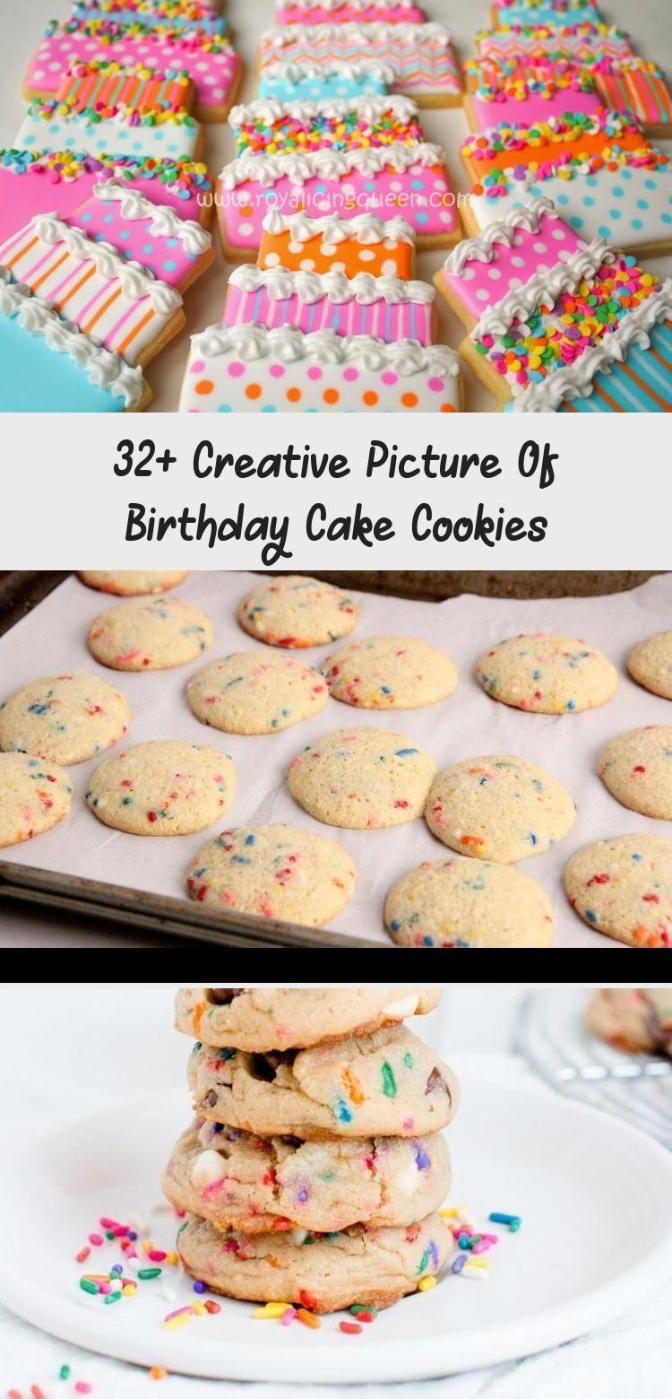 Birthday Cake Cookies Birthday Cakes W Birthday And