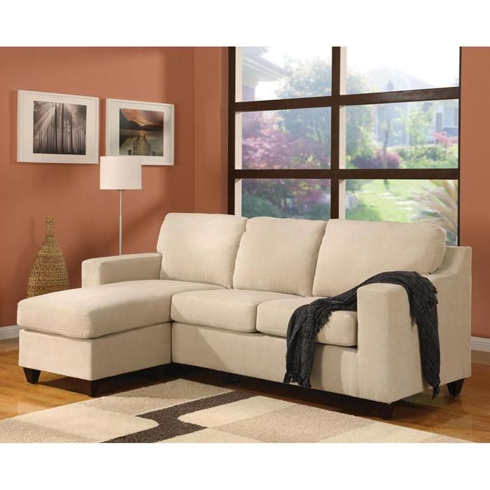 Nebraska Furniture Mart – Acme Furniture Reversible Chaise