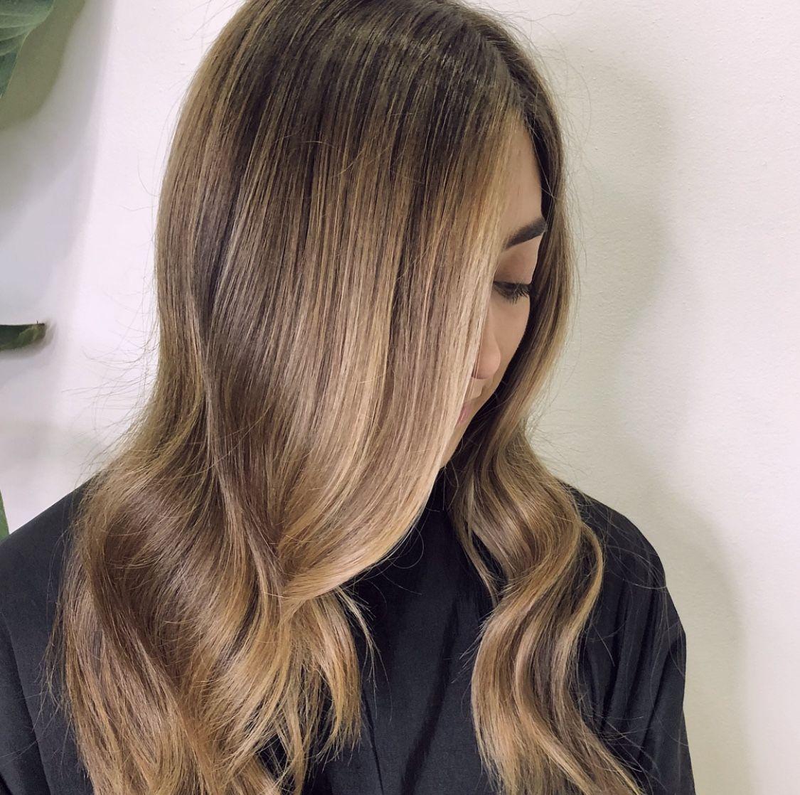 Brunette Balayage Hair Jenna Pinterest Balayage Salons And