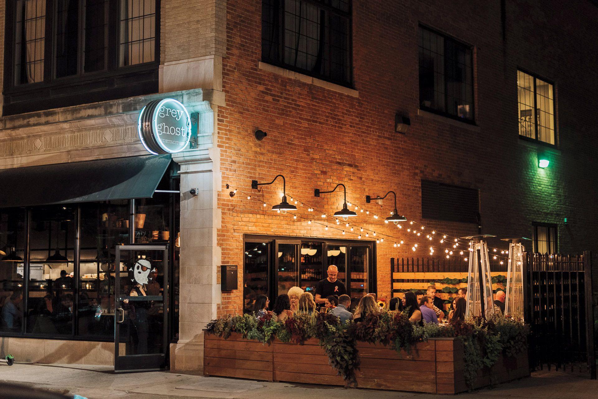 Detroit Hustle: The Best Bars and Restaurants in Motor ...