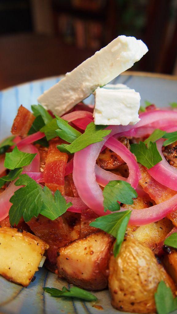 Spunky Potatoes: A Tasty New Take on Tubers | awinkandapinch