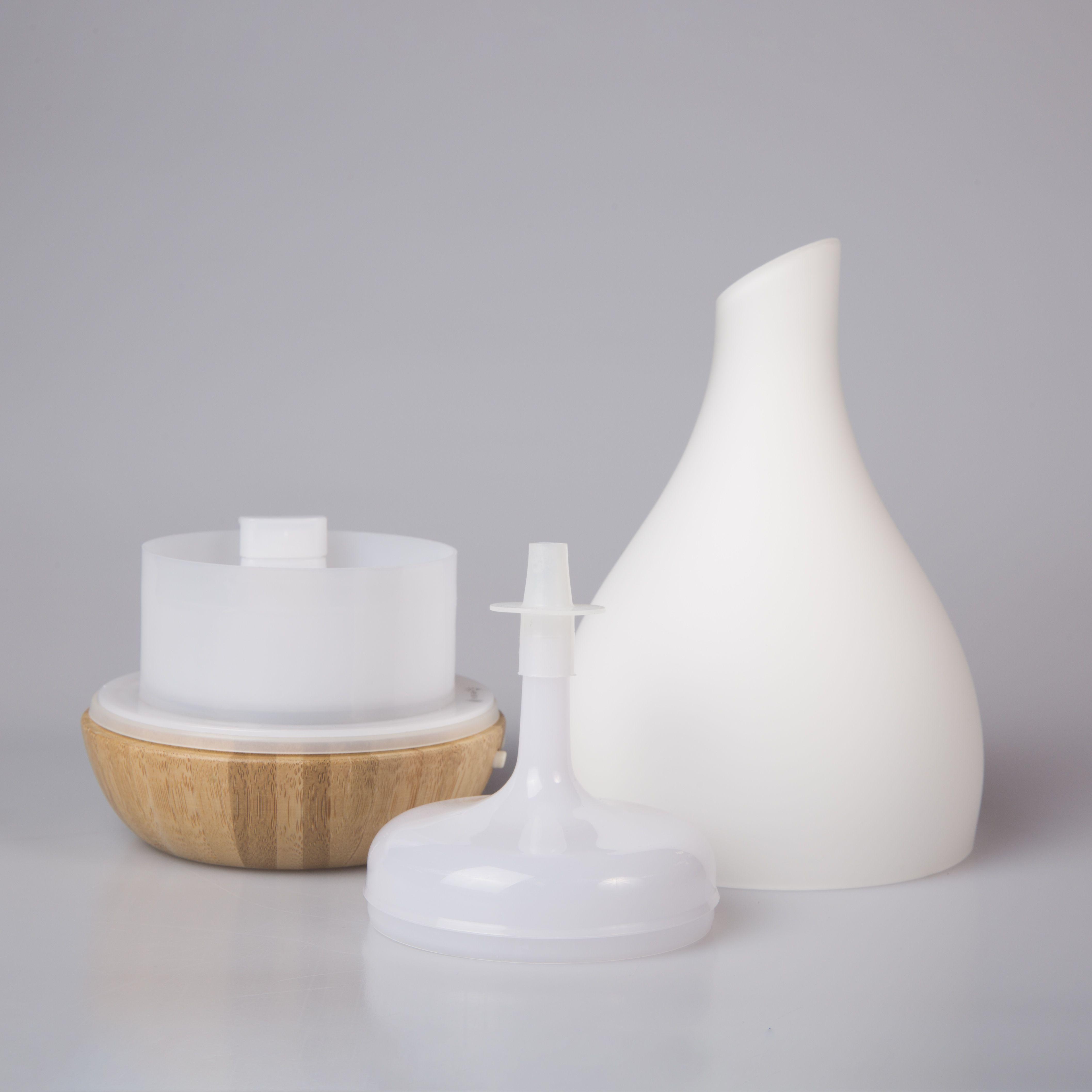 Beautiful Design Glass Aromtherapy Ultrasonic Oil Diffuser