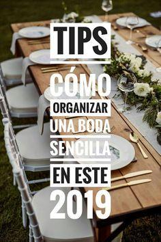 Si no sabes como decorar o organizar una boda aquí mostramos algunos pasos que te serán muy útiles No te lo pierdas