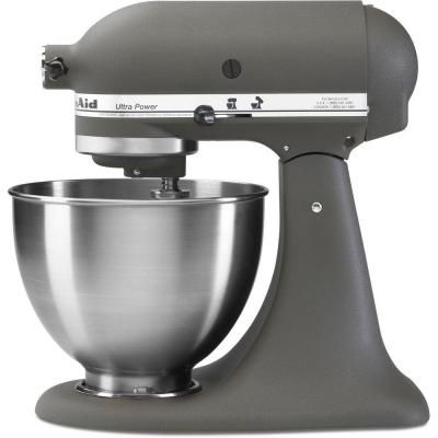 Kitchenaid Ultra Power 4 5 Qt Stand Mixer In Imperial Grey
