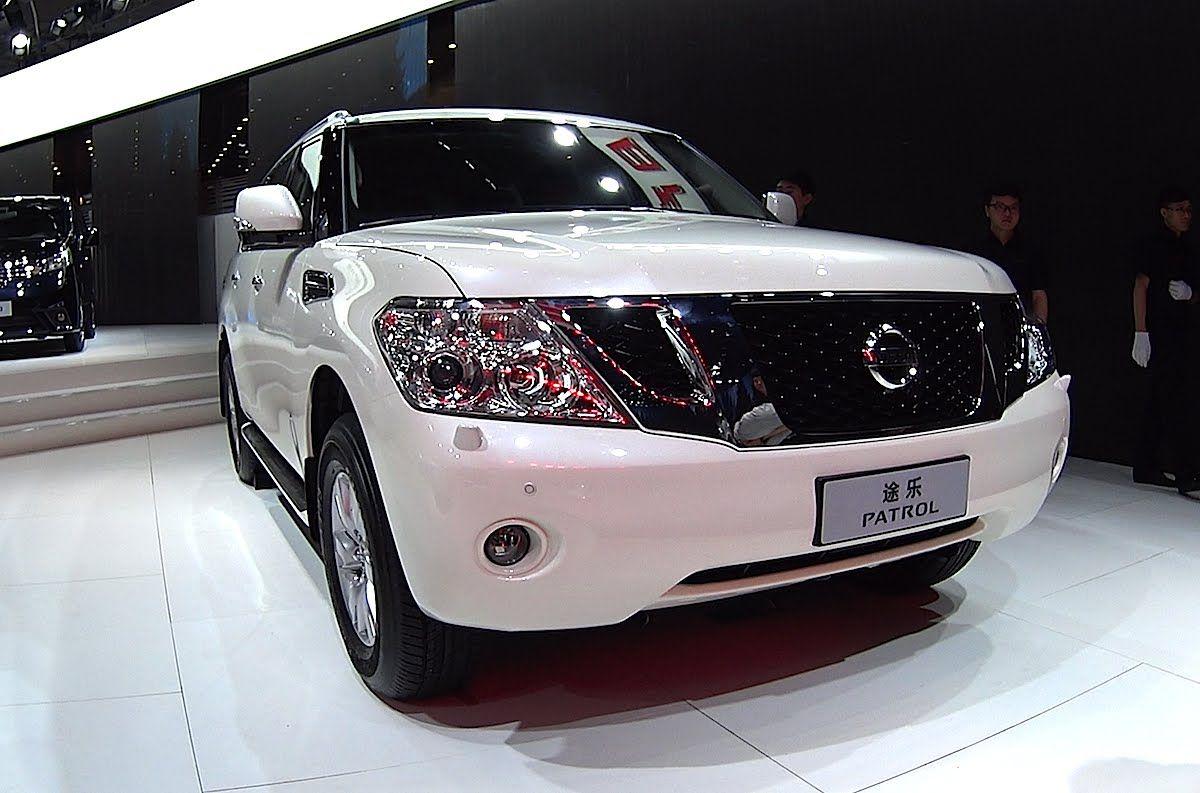 2016 2017 Nissan Patrol Best Luxury Full Size Suv Is An Old School Suvs