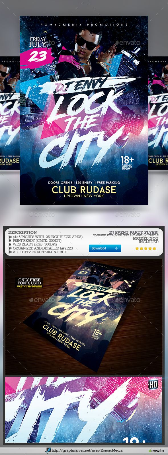 Pin by best Graphic Design on Flyer Templates | Flyer design