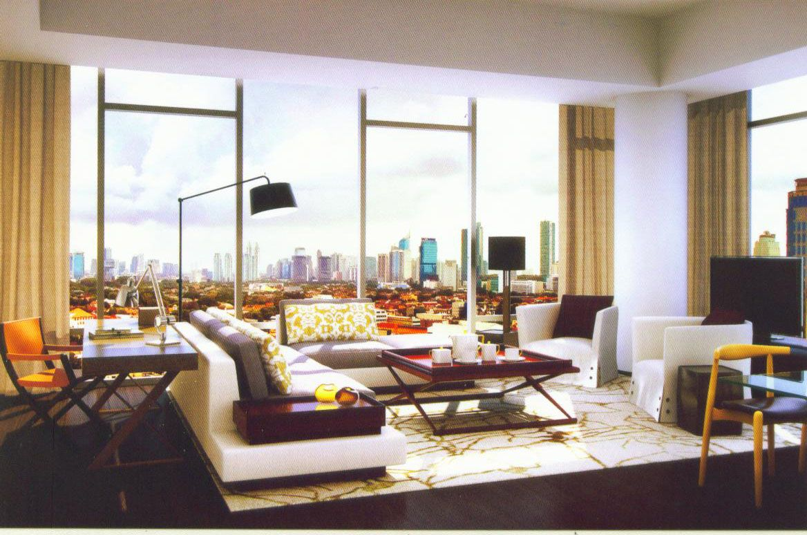 Apartment Interior Design Jakarta verde apartment jakarta | room & suite | pinterest | jakarta