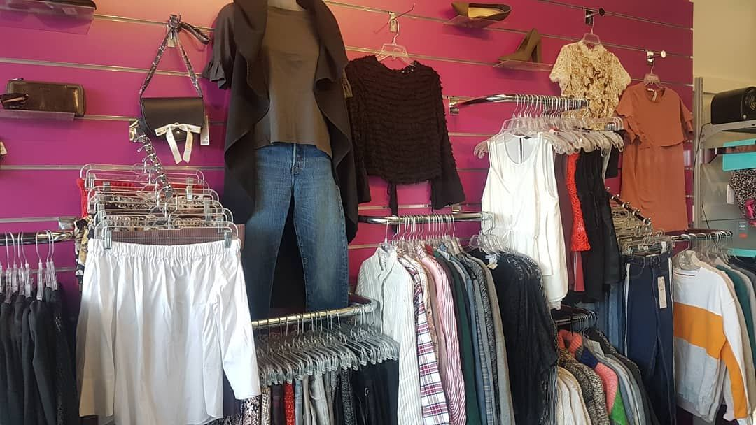 Today Is The Day Our Grand Reopening Is Starting At 10am Our Racks Are Filled With Your Favourite Brands And Style Used Clothing Stores Clothes Used Clothing