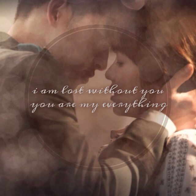 you are my everything .:. gummy {descendants of the sun ost}  credit {pinterest: @britishatheart9}