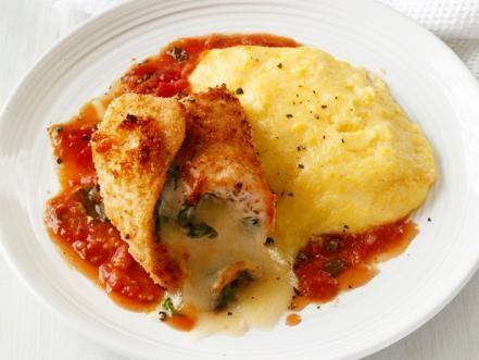 Healthy italian recipes food network eggplants pasta and pizzas healthy italian recipes food network forumfinder Images
