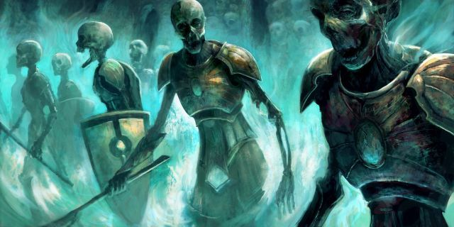 Zombies Skeletons Magic Wallpaper Hd Fantasy 4k Wallpapers Images Photos And Background Magic Art Fantasy Wallpaper