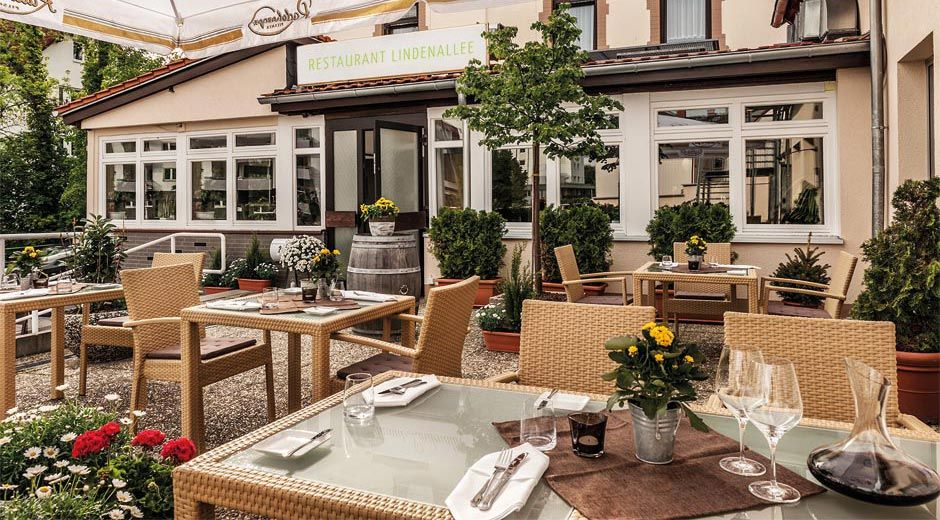 Restaurant Split Bad Homburg