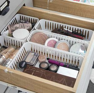 50 DIY Bathroom Organization Ideas so Cheap and Easy images