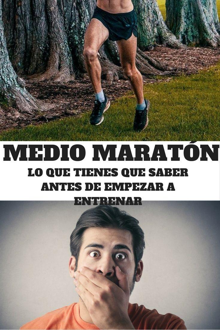 Pin En Mediomaratón