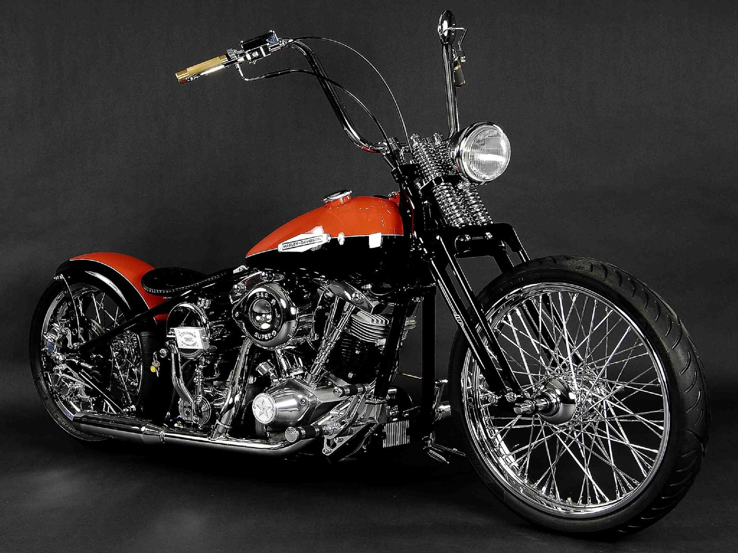 Best Classic Harley Davidson Wallpaper Wide #10706 ...