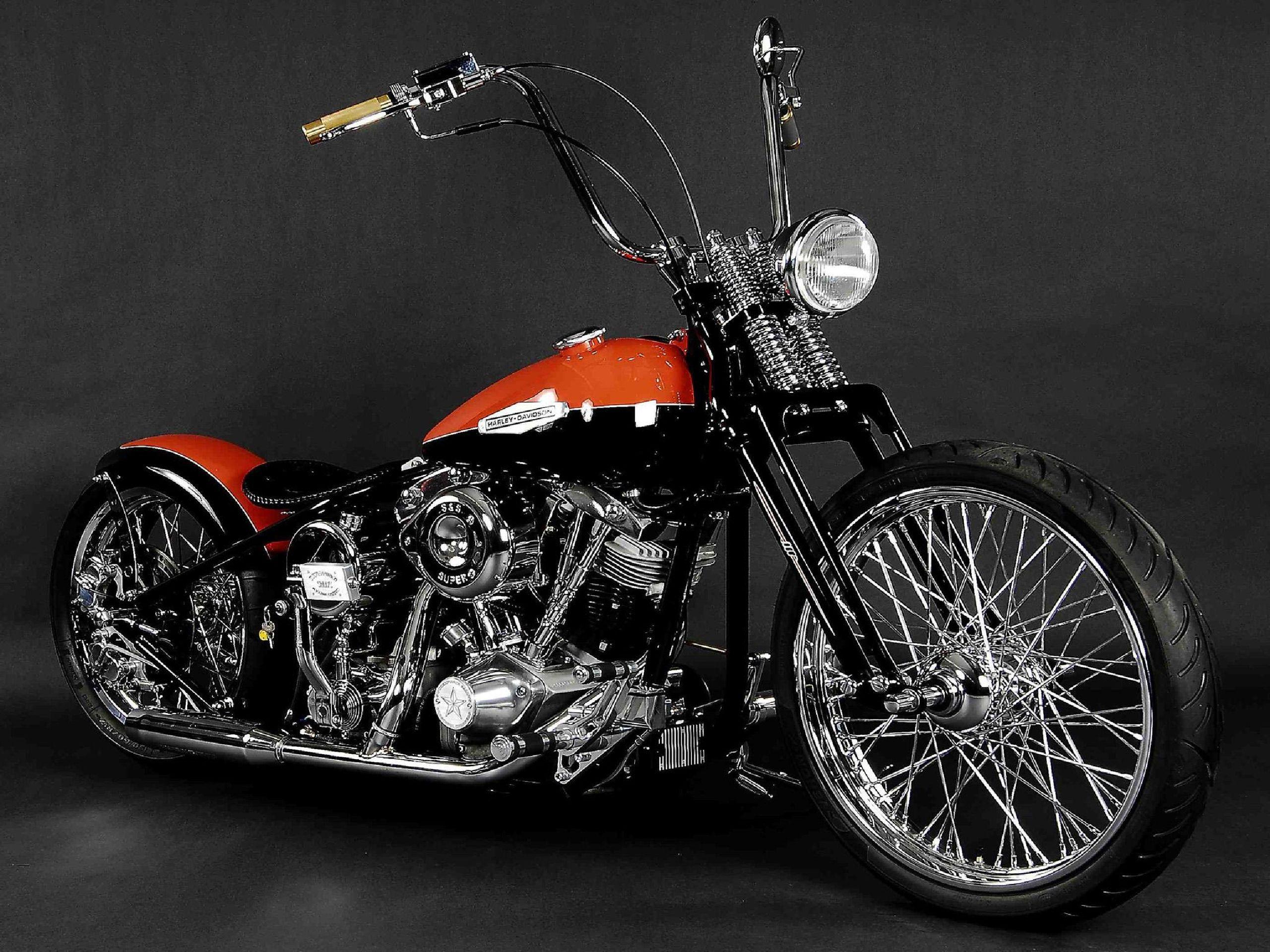 Best Classic Harley Davidson Wallpaper Wide 10706 Wallpaper