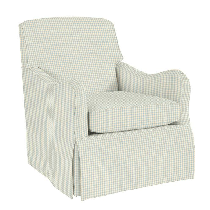 Pleasing Small Check Elise Swivel Chair Home Improvements Bedroom Bralicious Painted Fabric Chair Ideas Braliciousco