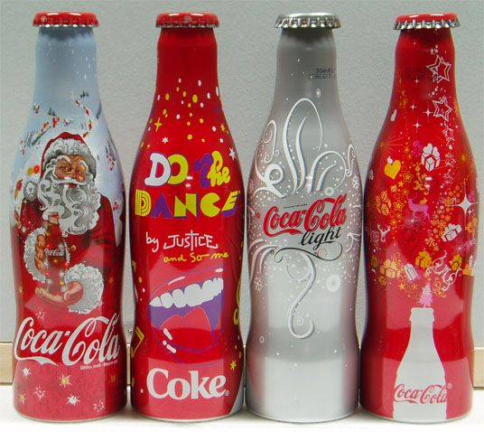 Holiday Packaging ~ Coke FOLLOW THIS BOARD FOR GREAT COKE OR