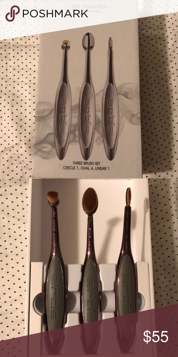 Artís Elite Collection Three Brush Set Artís Elite